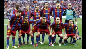 Winners of the Champions League