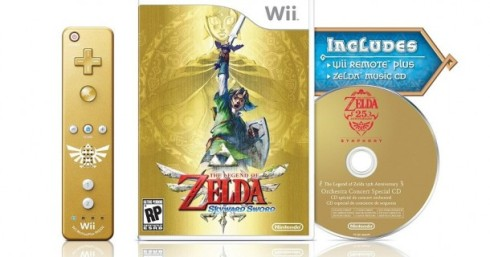 Skyward Sword special edition